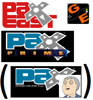 GameEnthus Podcast ep39: Pick a Pax(Any Pax) or The Bob Saget Connection