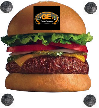 GameEnthus Podcast ep60: Superfluous Nubs & Space Burgers or Senility = sales?