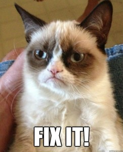 because grumpy cat says so...