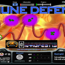 Immunde Defense Game