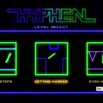 Hyphen smaller