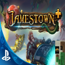 Jamestown smaller
