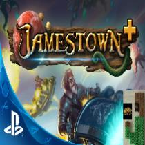 Jamestown smaller