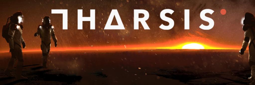 THARSIS_Gamepagelogo