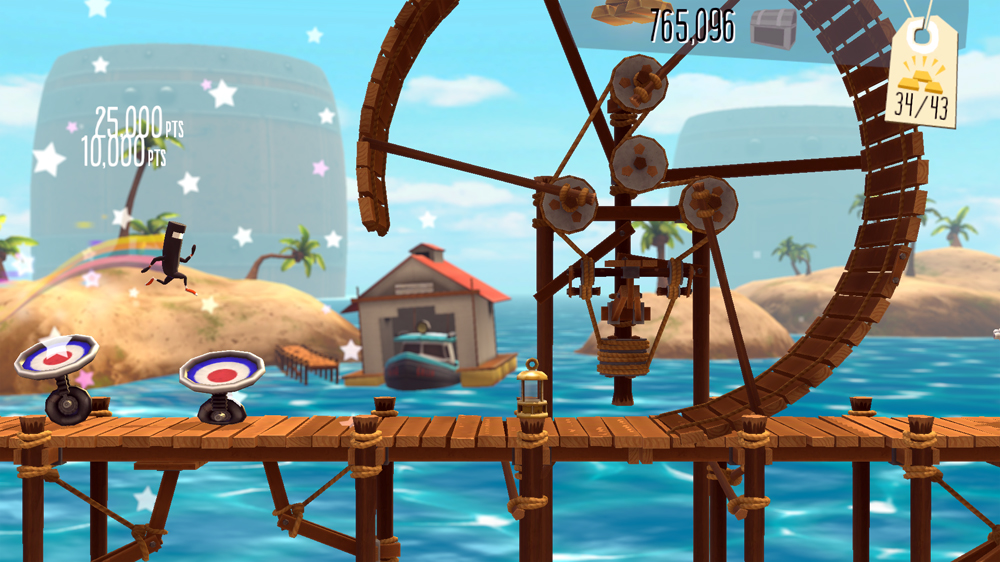 Runner2 Screenshot
